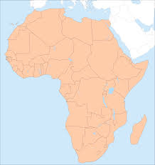 Africa Map by Africa U2013 Printable Maps U2013 By Freeworldmaps Net