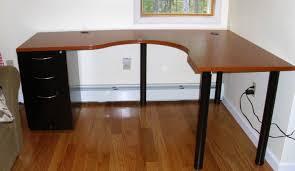 Oval Reception Desk Beloved Illustration Of Desk With Hutch In Long Black Computer