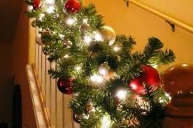 decorate your banister for