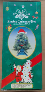 singing christmas tree liquidation auctions merkandi com