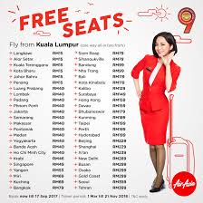 airasia bandung singapore airasia free seats promotion booking until 17 september 2017 travel