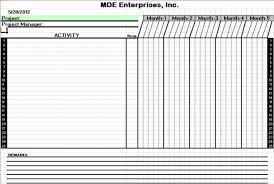 Project Schedule Template Excel Project Schedule Template Sle Excel Helloalive