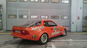tamiya porsche 934 porsche 924 goup 4 under glass model cars magazine forum