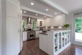 modern kitchen pantry cabinet elmwood cabinetry white modern kitchen small kitchen glass
