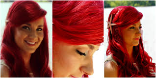 the little mermaid hair tutorial ariel mermaid hairstyle with