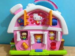 brinquedos kitty fazenda musical dtc