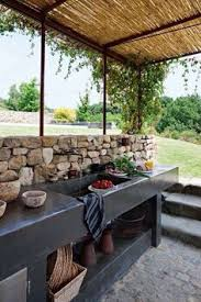 outdoor kitchen design 20 beautiful outdoor kitchen ideas black cabinet kitchens and