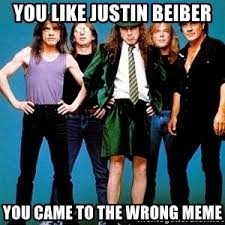 Acdc Meme - ac dc meme generator