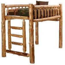 Log Bedroom Furniture Log Loft Bed Rustic Cedar Furniture Wholesale Minnesota Pequot Lakes
