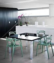 Kartell Table L Tip Top Mono Cafeteria Tables From Kartell Architonic