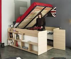 Desk Transforms Into Bed Transformer Bed Turns Into A Walk In Closet Treehugger