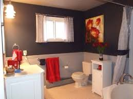 Gray And Red Bathroom Ideas - 372 best decorating with gray images on pinterest architecture