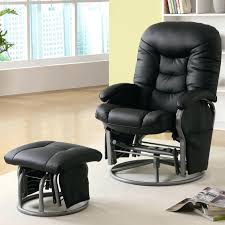rocker recliner with ottoman fascinating glider rocker recliner with ottoman coaster recliners