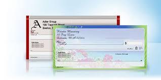 custom business personal wallet checks vistaprint