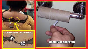 Funniest Challenge Funniest Challenge Accepted Moments ツ