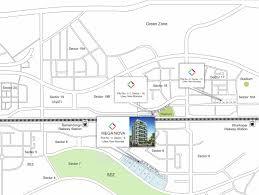 Nova Map Mega Nova In Ulwe Mumbai Price Location Map Floor Plan