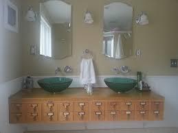 Repurposed Bathroom Vanity by Previous Pinner