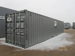 40 foot shipping container 40 foot storage container pac van