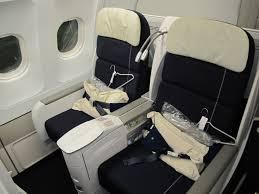 Air France Comfort Seats Air France Business Class Review Detroit Dtw To Paris Cdg