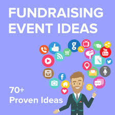 70 engaging and easy fundraising event ideas for your