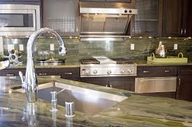 granite countertop beautiful kitchen sinks kwc domo faucet