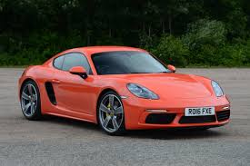 how much does a porsche cayman cost porsche 718 cayman coupe review carbuyer