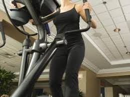 what part of the body does the stair stepper work woman
