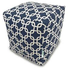 poufs ottomans cushions majestic home goods