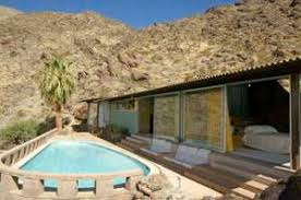 Midcentury Modernism - notable architects of palm springs mid century modernism and