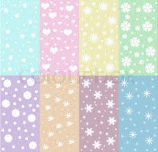 wrap paper set of 8 seamless patterns of gift wrap paper stock