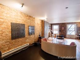New York Apartments Floor Plans New York Apartment 1 Bedroom Loft Apartment Rental In Lower East