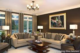 Interior Designs For Living Room With Brown Furniture Living Room Painting Ideas Ideas For Painting Walls In Living