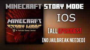 minecraft story mode ios unlock all episodes ifunbox no
