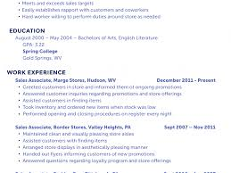 professional resume layout exles sle sales resume best of and student clip safety