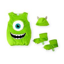 monsters mike wazowski halloween costume disney baby