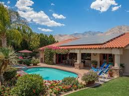 Backyard Pool And Basketball Court Villa Andreas Executive Villa On Millionaire Homeaway Palm