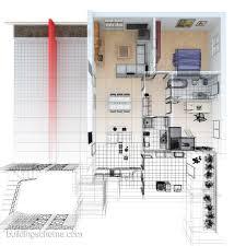 kitchen design idea good 3d gradient 3d building scheme for a