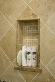 The New Hardware And Soap Shelf Travertine Slate And Slate Shower - Travertine in bathroom