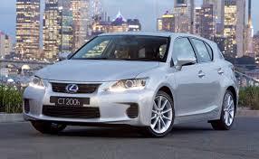 lexus is 300h kombi lexus ct 200h gets new features and digital radio for australia in