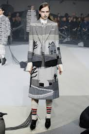 Thom Browne Spring 2014 Ready by Thom Browne Fall 2017 Ready To Wear Collection Vogue