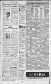 funeral plets free press from detroit michigan on march 1 1994 page 12