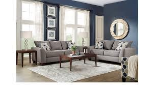 Livingroom Pc 999 99 Bonita Springs 5 Pc Gray Living Room Classic