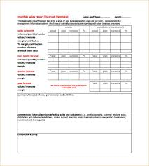 Excel Sales Report Template Sle Sales Activity Report Template 8 Free Word Pdf Excel