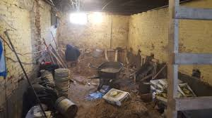 How To Dig Out A Basement by Digging Basements Adding New Height To Low Ceilings By
