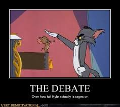 Tom And Jerry Meme - the debate very demotivational demotivational posters very