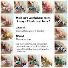 would you like to attend nail art workshop with me lucy u0027s stash
