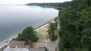 Lincoln Park Seattle Parks Hikes by Lincoln Park Colman Pool West Seattle Washington Youtube