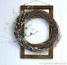 grapevine wreath simple fast diy grapevine wreath petticoat junktion
