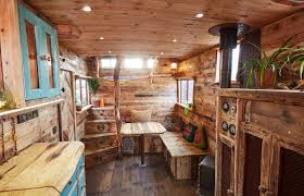tiny homes interiors this horse truck was completely transformed into a stunning tiny