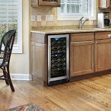 Built In Drinks Cabinet Wine Cellars U0026 Coolers Costco